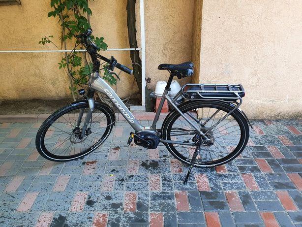Bicicleta electrica Canonndale