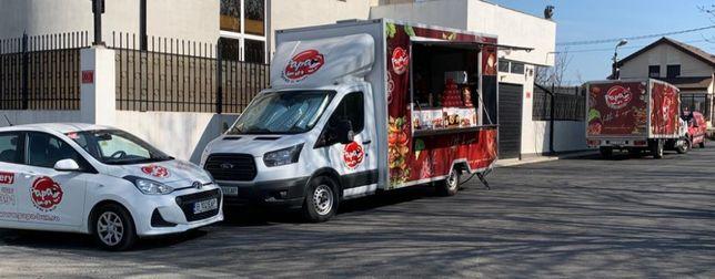 Afacere la Cheie Street FoodTruck Full Echipat +posibilitate franciza