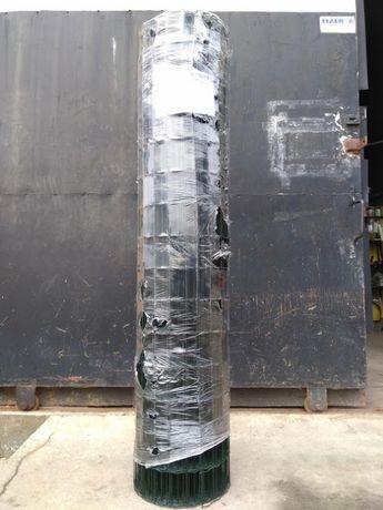Заварена оградна мрежа с ПВЦ покритие,ф2.5мм, Н-1.50м.,отвори 50/100мм
