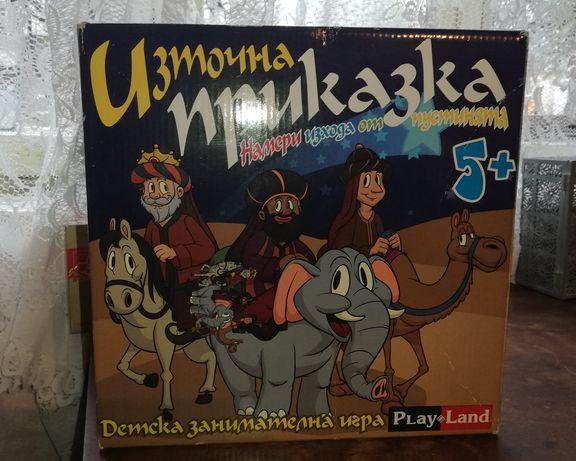 Източна приказка детска настолна игра