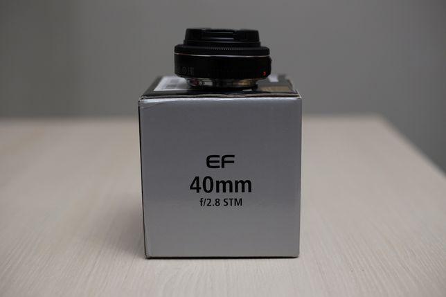 Vând Canon 40mmm