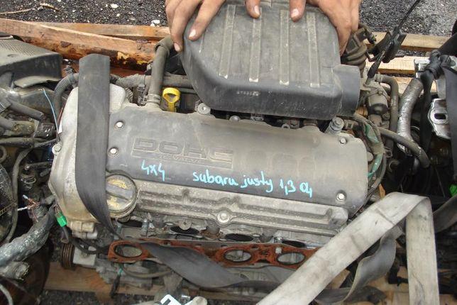 motor subaru justy,suzuki ignis 1300 benzină 2004,M13A