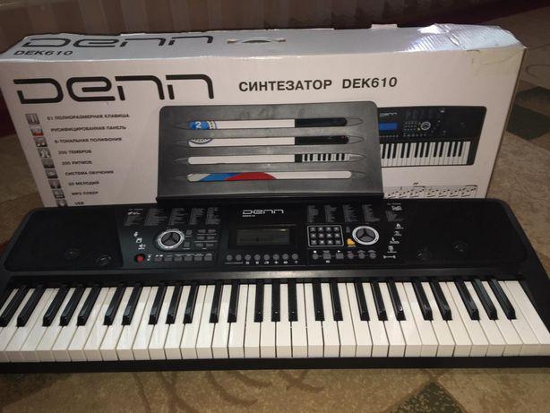 Синтезатор DEK610 САТЫЛАДЫ