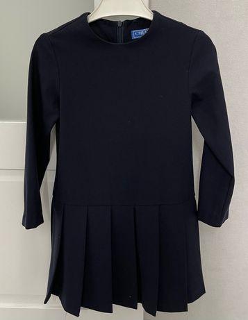 Платье-сарафан (школьная форма)