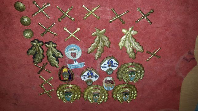 Insigne militare din trecut