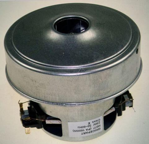 Motor aspirator universal 1600w drept diametru 130mm inaltime 115mm