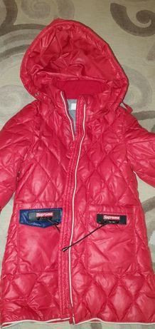 Куртки для девочки . Осень