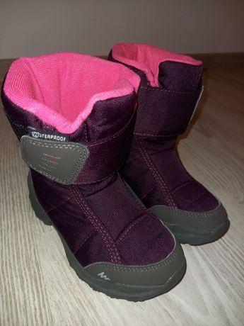 Cizme Iarnă/ drumeţie pe zăpadă călduroase, impermeabile ( pt copii)