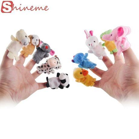 Set 10 figurine jucarie copil degete, produs nou, sigilat