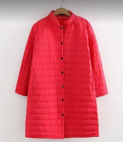 Женская куртка-пуховик 52 размера
