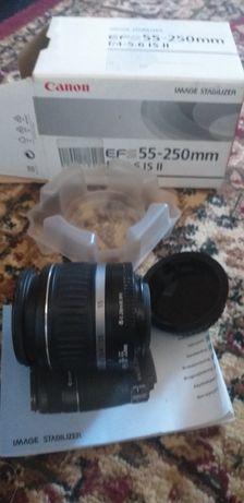 Обьектив efs 55-250mm f/4_5,6is ii