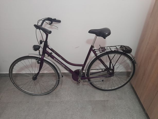 Bicicleta sport mov