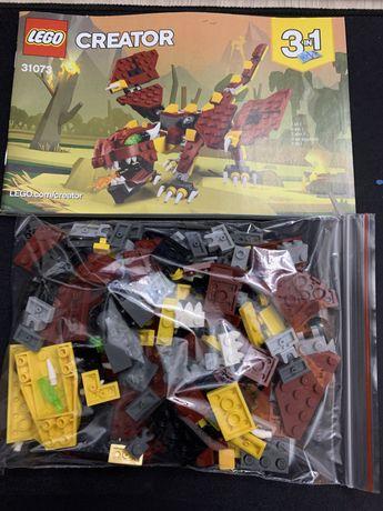Lego Creator Дракон