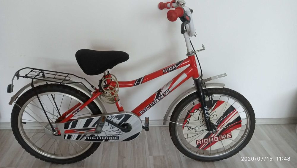 Bicicleta 20'' Brasov - imagine 1