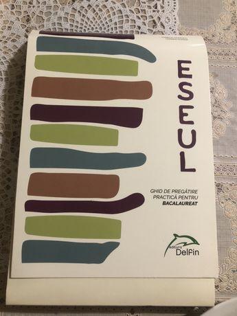 Carte de limba romana pt bacalaureat ( eseuri)
