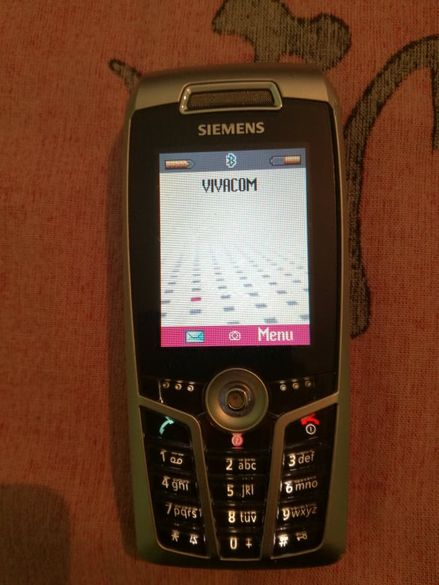 Телефон Сиеменс S65