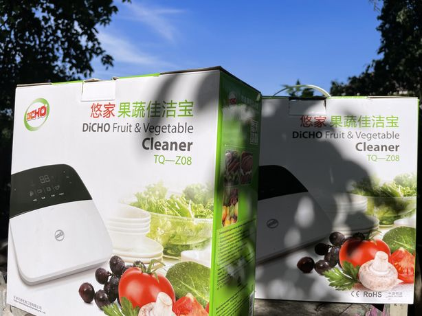 Озонатор. Бытовой прибор для очистки мяса, фруктов и овощей