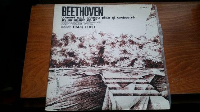 Vinyl de colectie - Beethoven - Concert No. 3