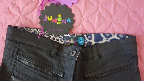 Детски Панталон (Дънки - промазка) Junona за момиче - оригинални