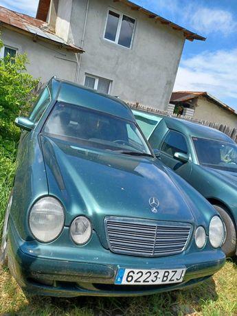 Dric Funerar Mercedes E220