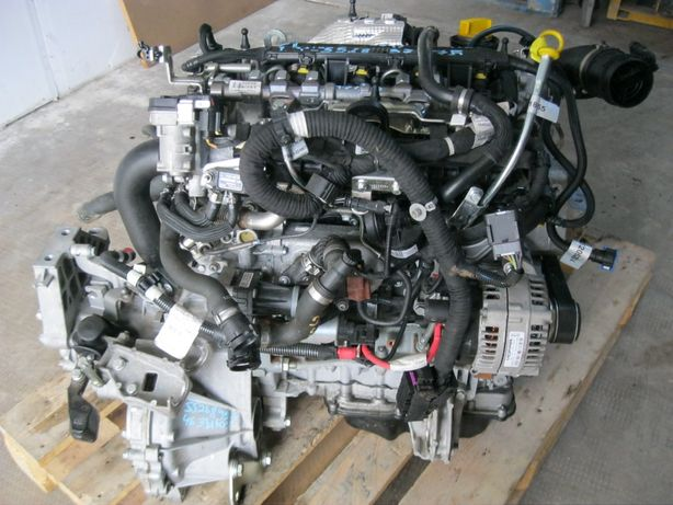 Motor COMPLET&Cutie 1,3JTD*55283775*95CpFiatTIPO 6000km2019Euro6Franta