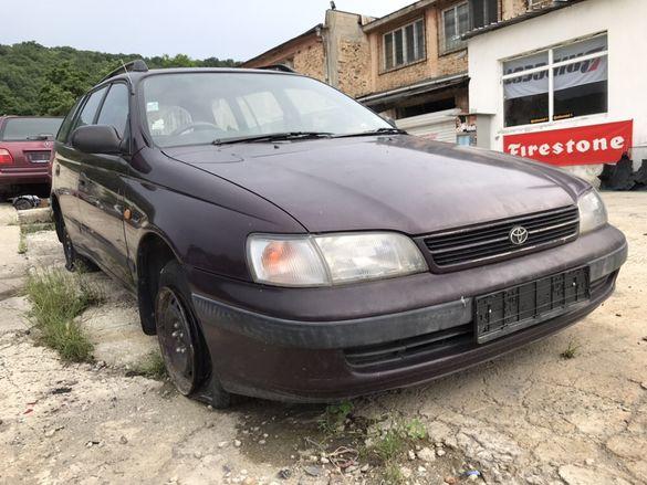 Toyota Carina E 2.0 133hp На Части