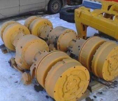 Капитальный ремонт мостов К700А/К701 а так же КПП кировец!
