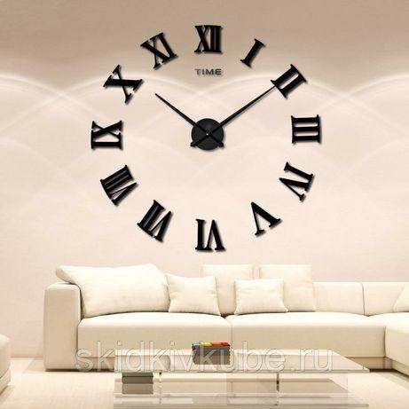 Большие часы,3д часы, Настенные часы,3д сагат,Часы для дома,Часы