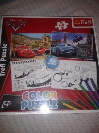 Puzzle nou sigilat
