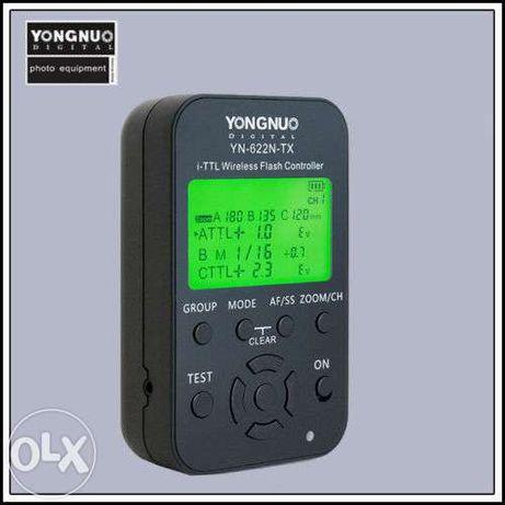 Flash controller trigger Yongnuo YN 622C tx cu ttl pentru Canon Yn-622