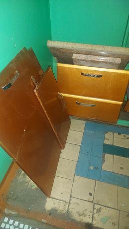 Кухонный гарнитур, остатки