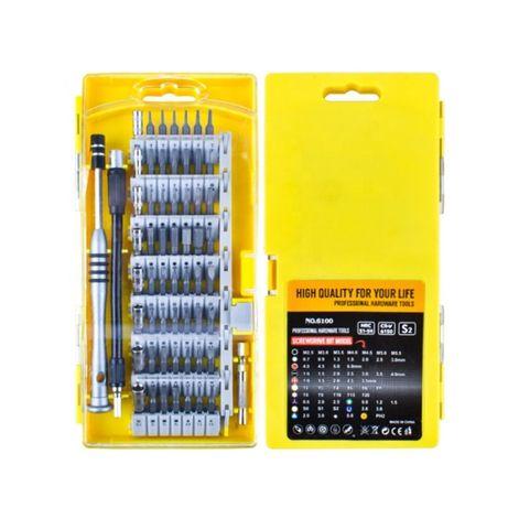 Комплект ръчен инструмент за разглобяване на мобилен телефон 45 в 1