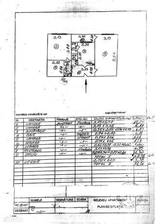 Vanzare apartament 2 camere Militari Gorjului 69000 euro