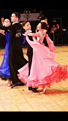 ROCHIE lunga de dans