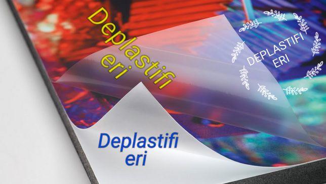 Deplastifiere documente