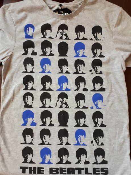 Tricou The Beatles cu Licenta Unisex Masura s
