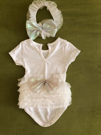 Боди-рокля за малка принцеса