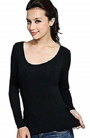 Bluza remodelatoare Body Illusion Avon neagra