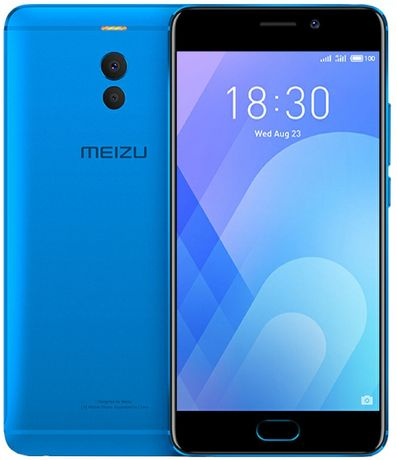 Meizu M6 Note 3/16gb + Amazfit Bip S lite