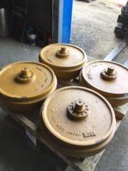 Roti ghidaj Buldozer CAT D4, D5, D6m, D6R pe stoc
