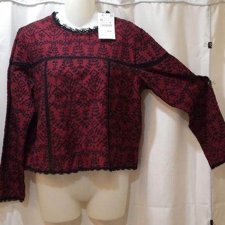 Романтична блуза Зара