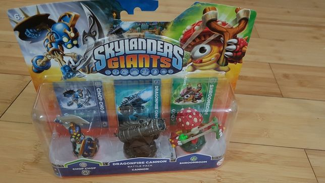 Set Skylanders Giants NOU