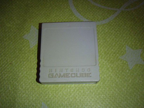 Card de memorie Nintendo GameCube DOL-008, original