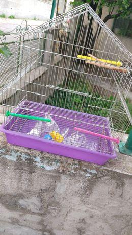 Клетка за птици (