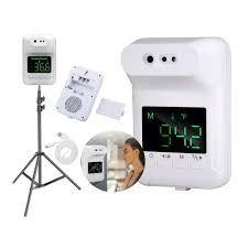 Оптом! Стационарный бесконтактный термометр HG02/K3X с русским языком