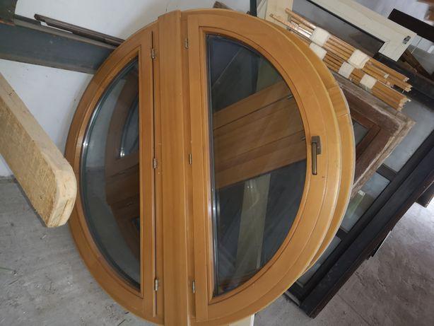 Vând geamuri termopan