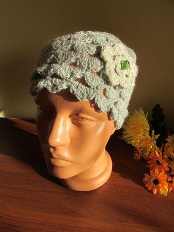 Ръчно плетени шапки и комплекти