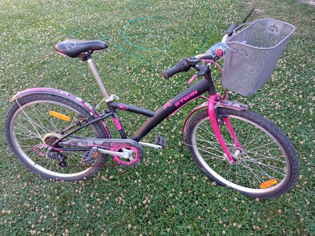 Bicicleta BTWIN pentru copii 6-12 ani