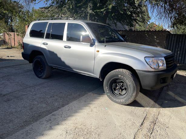 Toyota Land Cruiser 105 Gx