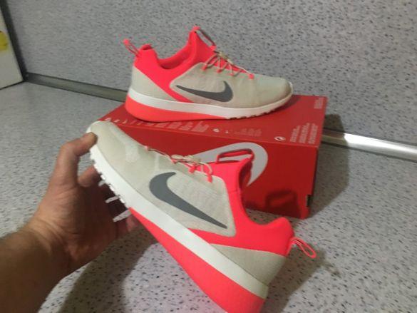 НОВО *** Оригинални Nike CK Racer / Brown Solar Red Chrome Dust